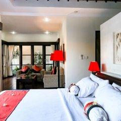 Отель Aleesha Villas 3* Улучшенная вилла с различными типами кроватей фото 4