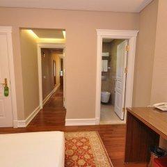 Neorion Hotel - Sirkeci Group 4* Стандартный семейный номер с различными типами кроватей фото 3
