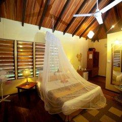Отель Club Fiji Resort 3* Бунгало с различными типами кроватей фото 3