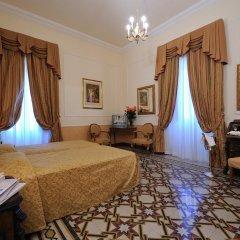 Hotel Giulio Cesare 4* Улучшенный номер с различными типами кроватей фото 3