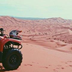 Отель Kam Kam Dunes Марокко, Мерзуга - отзывы, цены и фото номеров - забронировать отель Kam Kam Dunes онлайн пляж фото 2