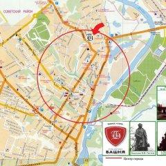 Гостиница Башня в Брянске 1 отзыв об отеле, цены и фото номеров - забронировать гостиницу Башня онлайн Брянск городской автобус