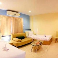 Апартаменты Phuket Center Apartment Студия с различными типами кроватей фото 8