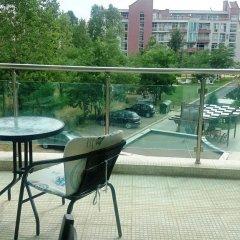 Отель VIP Apartment in Sunny Beach Болгария, Солнечный берег - отзывы, цены и фото номеров - забронировать отель VIP Apartment in Sunny Beach онлайн балкон