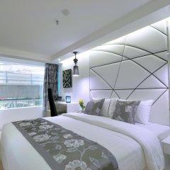 Отель Sukhumvit Suites 3* Улучшенный номер с различными типами кроватей фото 2