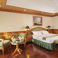 Отель Sun Island Resort & Spa 4* Бунгало с различными типами кроватей фото 8