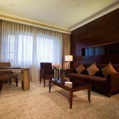 Millennium Hotel Chengdu 4* Представительский люкс с различными типами кроватей фото 3