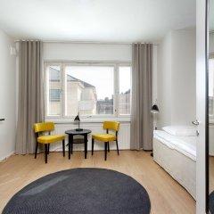 Отель Forenom Serviced Apartments Helsinki Kruununhaka Финляндия, Хельсинки - 2 отзыва об отеле, цены и фото номеров - забронировать отель Forenom Serviced Apartments Helsinki Kruununhaka онлайн комната для гостей фото 10