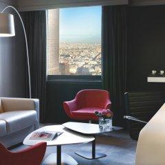 Отель Pullman Paris Montparnasse 4* Люкс повышенной комфортности с различными типами кроватей фото 2