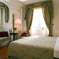 Отель Bettoja Mediterraneo 4* Люкс с различными типами кроватей фото 3