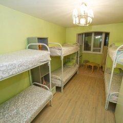 Hostel na Preobrazhenke Tut Zhivut Кровать в женском общем номере с двухъярусной кроватью фото 3