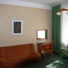 Отель Polonia Palast 2* Стандартный номер с различными типами кроватей фото 4
