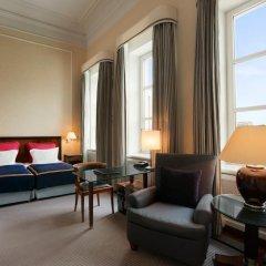 Hotel Taschenbergpalais Kempinski Dresden 5* Номер Делюкс разные типы кроватей фото 2