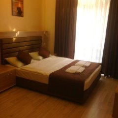 Мини-Отель City Life 2* Улучшенный номер разные типы кроватей фото 7