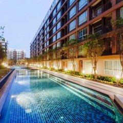 Отель Phuket Penthouse спортивное сооружение