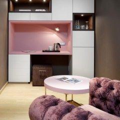 Отель INNSIDE by Melia Prague Old Town 4* Улучшенный номер разные типы кроватей фото 12