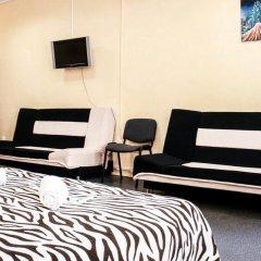 Hotel na Ligovskom 2* Стандартный семейный номер с двуспальной кроватью фото 4