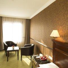 Topkapi Inter Istanbul Hotel 4* Стандартный номер с различными типами кроватей фото 6