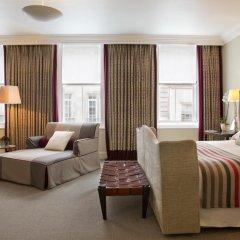 Rocco Forte Browns Hotel 5* Люкс повышенной комфортности с различными типами кроватей