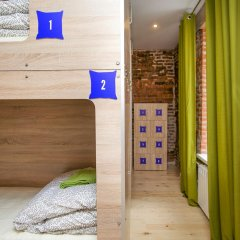 Хостел Simple Italy Стандартный номер с различными типами кроватей