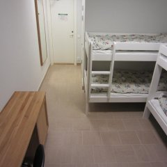 Hostel Dalagatan Кровать в общем номере фото 3