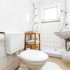 Апартаменты Apartment Köln Weidenpesch Кёльн ванная фото 2