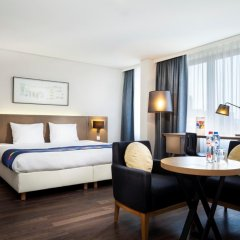 Отель Park Inn by Radisson Antwerpen комната для гостей фото 2