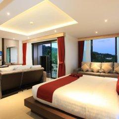 Отель Paripas Patong Resort 4* Люкс Премиум с разными типами кроватей фото 3