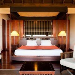 Отель Choupana Hills Resort & Spa Португалия, Фуншал - отзывы, цены и фото номеров - забронировать отель Choupana Hills Resort & Spa онлайн комната для гостей фото 4