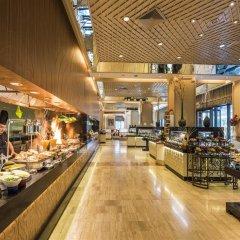 Rixos Downtown Antalya Турция, Анталья - 7 отзывов об отеле, цены и фото номеров - забронировать отель Rixos Downtown Antalya онлайн питание фото 2