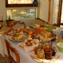 Отель Giuggiulena Италия, Сиракуза - отзывы, цены и фото номеров - забронировать отель Giuggiulena онлайн питание фото 2