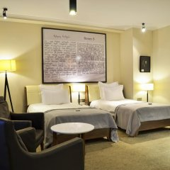 Отель Цитадель Нарикала 4* Стандартный номер 2 отдельные кровати фото 3