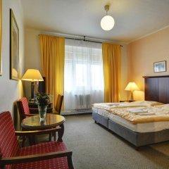 Hotel Svornost 3* Стандартный номер с двуспальной кроватью фото 3