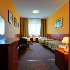 Отель Pod Grotem Польша, Варшава - отзывы, цены и фото номеров - забронировать отель Pod Grotem онлайн комната для гостей фото 3