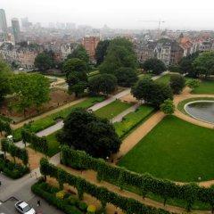 Отель B-aparthotel Ambiorix Бельгия, Брюссель - отзывы, цены и фото номеров - забронировать отель B-aparthotel Ambiorix онлайн фото 2