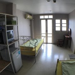 Отель Roof View Place 2* Стандартный номер с различными типами кроватей фото 9