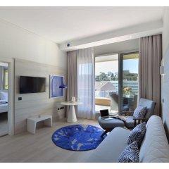Radisson Blu Hotel, Nice 4* Полулюкс с двуспальной кроватью фото 3