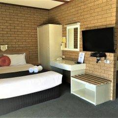 Отель Country Home Motor Inn удобства в номере фото 2