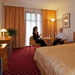 Hotel Cristal Palace 4* Стандартный номер с двуспальной кроватью фото 6