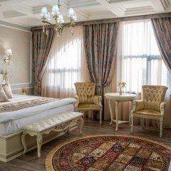 Aster Hotel Group 3* Номер Делюкс с различными типами кроватей фото 3