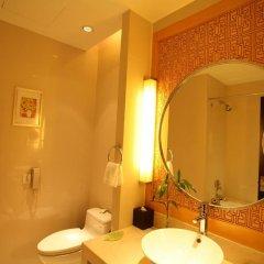 Jinjiang Nanjing Hotel 4* Номер Делюкс разные типы кроватей фото 7
