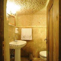 Kardesler Cave Suite Турция, Ургуп - отзывы, цены и фото номеров - забронировать отель Kardesler Cave Suite онлайн ванная фото 2