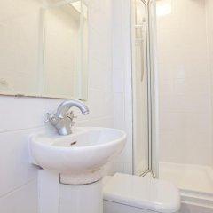Отель Trafalgar Square Apartments Великобритания, Лондон - отзывы, цены и фото номеров - забронировать отель Trafalgar Square Apartments онлайн ванная фото 2
