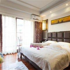 Guangzhou Wellgold Hotel 3* Номер Делюкс с различными типами кроватей