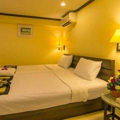 Krabi City Seaview Hotel 2* Улучшенный номер с различными типами кроватей