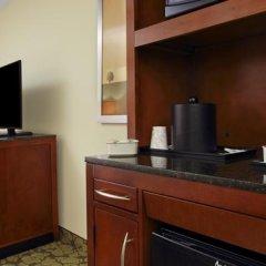 Отель Hilton Garden Inn Columbus Airport 3* Стандартный номер с различными типами кроватей фото 3