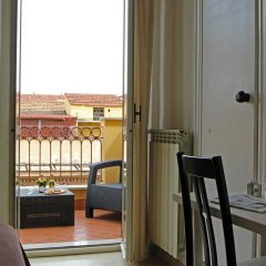 Hotel Indipendenza Номер категории Эконом с различными типами кроватей фото 8