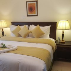 Отель Al Hayat Hotel Apartments ОАЭ, Шарджа - отзывы, цены и фото номеров - забронировать отель Al Hayat Hotel Apartments онлайн комната для гостей фото 9