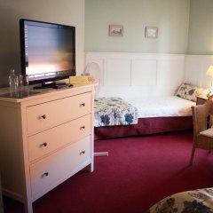 Отель American House Puławska Стандартный номер с двуспальной кроватью фото 5