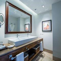 Square Small Luxury Hotel 4* Улучшенный люкс с различными типами кроватей фото 6